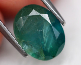 Emerald 2.11Ct Zambian Green Emerald B2303