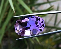 19.90 Ct Natural  Purplish  Transparent Amethyst Gemstone