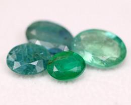 Emerald 5.49Ct Zambian Green Emerald Lot C2306
