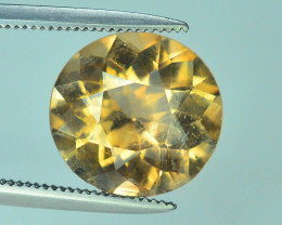 Top Quality 4.05 ct Champagne Color Topaz Skardu Pakistan