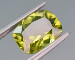 2.10 Ct Untreated Green Peridot ~ AD