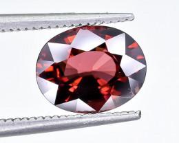 2.75 Crt Natural Rhodolite Garnet Faceted Gemstone.( AB 03)