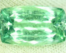 NR 20.70 cts Green Spodumene Gemstone