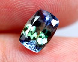 1.56cts TOP Colour Violet Blue D Block Tanzanite / JU465