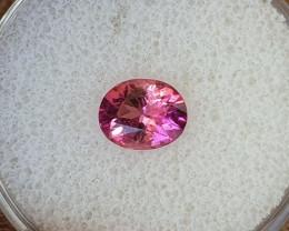 1,00ct Hot Pink Tourmaline