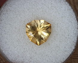 3,36ct Citrine - Designer cut!