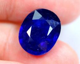 10.08cts Royal Blue Colour Sapphire / JU518