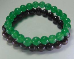 Beautiful  mix  beads cabs Bracelet