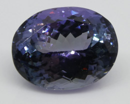 4.43ct Tanzanite Oval