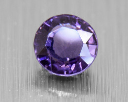 Untreated Purple Spinel 0.37ct (01425)