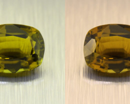 Untreated Ceylon Alexandrite 2.03ct (01626)