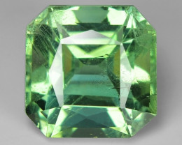 4.10 Cts Green Apatite ~ Awesome Color and Luster ~ AP19
