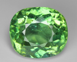 4.26 Cts Green Apatite ~ Awesome Color and Luster ~ AP27
