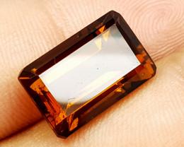 9.45 Crt Honey Quartz Natural Gemstones JI35