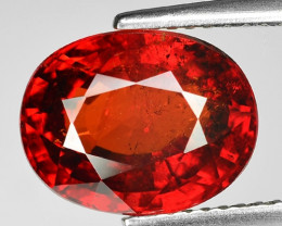 5.90 Cts AAA Spessartite Open Color and Untreated - ST2