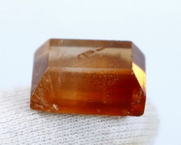 36.35 CT Natural & Unheated Orange Brown Topaz Gemstone