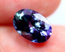 2.87cts Violet Blue D Block Tanzanite / BIN162