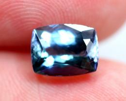 2.48cts Violet Blue D Block Tanzanite / BIN177
