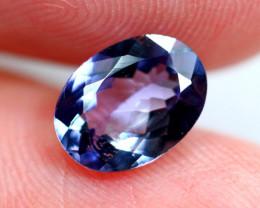 1.47cts Violet Blue D Block Tanzanite / BIN179