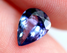 1.14cts Violet Blue D Block Tanzanite / BIN182
