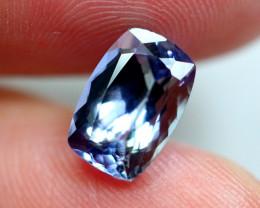 2.37cts Violet Blue D Block Tanzanite / BIN203