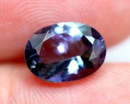 2.25cts Violet Blue D Block Tanzanite / BIN207