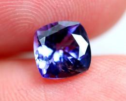 1.25cts Violet Blue D Block Tanzanite / BIN220