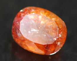 0.97Ct Natural Reddish Orange Color Fancy Diamond E2715