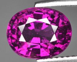 Rare 3.33 Cts Gorgeous Color Royal Purple Garnet  ~ Mozambique PG4