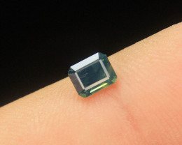 Wow Very Beautiful Cut Greenish Blue Color mozambique Sapphire