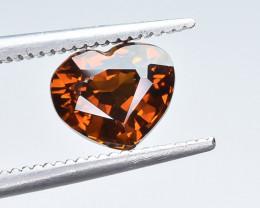 1.95 Crt Natural Spessartite Garnet Faceted Gemstone.( AB 05)