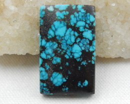 Beautiful Square Turquoise ,Handmade Gemstone ,Turquoise Pendants ,Lucky St