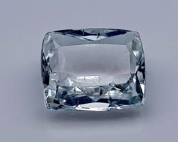 2.25 Crt Aquamarine Natural Gemstones JI36