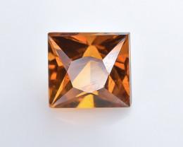 0.92 Crt Spessartite Garnet Faceted Gemstone (R41)