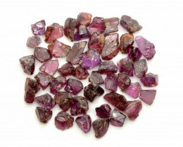 150 CT Facted Grade Grape Color Garnet-Tanzania