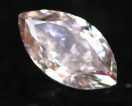 0.07Ct  Natural Argyle Pink Color Diamond D2908