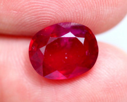 3.72cts Blood Red Colour Ruby / JU600