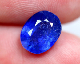 2.77cts Royal Blue Colour Sapphire / JU608