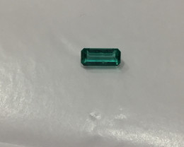 0,60ct Colombian Emerald ref 5/21 Colombian Emeralds Colombian Emeralds