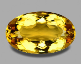 7.25 CTS RARE GOLDEN YELLOW COLOUR BERYL NATURAL GEMSTONE