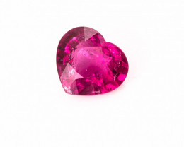 Tourmaline Rubellite 2.47ct Mozambique GPC Lab