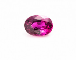 Ruby 0.44 ct Mozambique GPC Lab