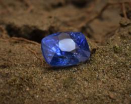 Sapphire from Sri Lanka