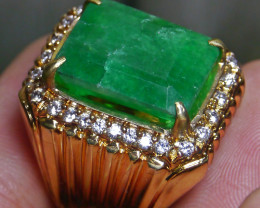 14.60 CT EMERALD BRAZIL-TREATED