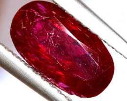 1.95 CTS  CERTIFIED  NATURAL MOZAMBIQUE RUBIES  TBM-1969