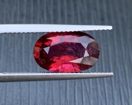 3,55 Carats Natural Tourmaline Rubellite Gemstone