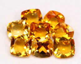 Citrine 16.44Ct Natural Gold Yellow  Color Citrine Lot  BF2905