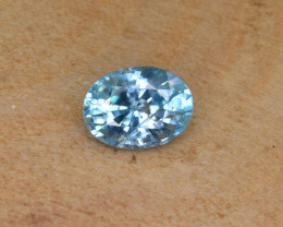 Natural Blue Zircon 1.78 Cts Top Luster Gemstone
