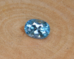 Natural Blue Zircon 2.34 Cts Top Luster Gemstone