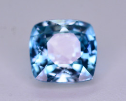 Top Blue ~ 2.10 Ct Natural Zircon From Cambodia